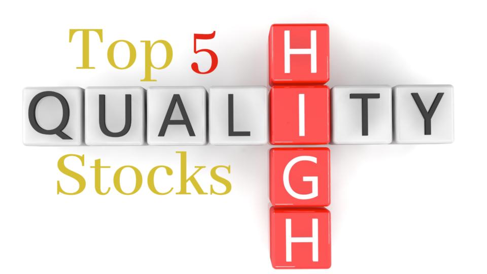 Top Earnings Quality Stocks